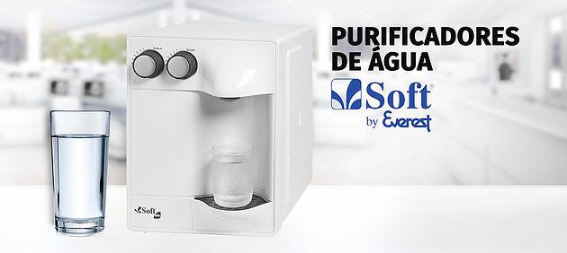 Purificador de Agua Soft Everest Preço